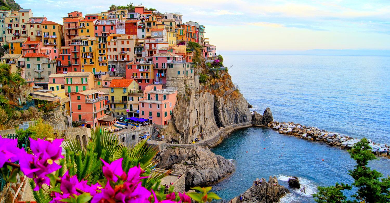 Cinque Terre Pemukiman Kecil Terindah Di Dunia