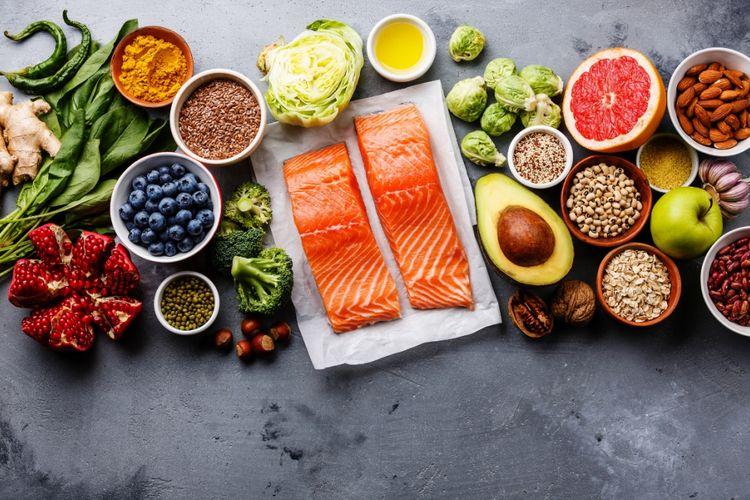 Beberapa Makanan Dapat Tingkatkan Tekanan Darah Tetap Sehat