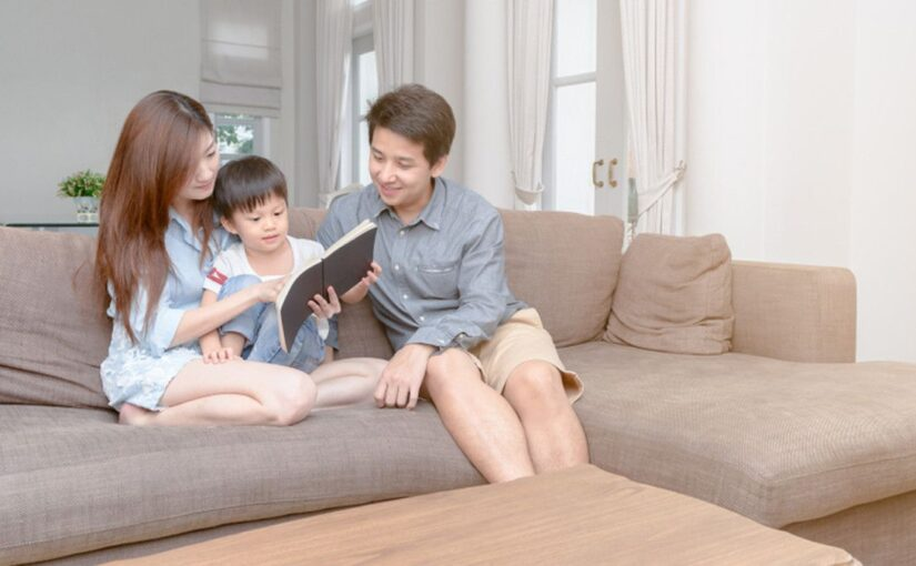 Setiap Tindakan Menggambarkan Bagaimana Orang Tua Mendidik Anak