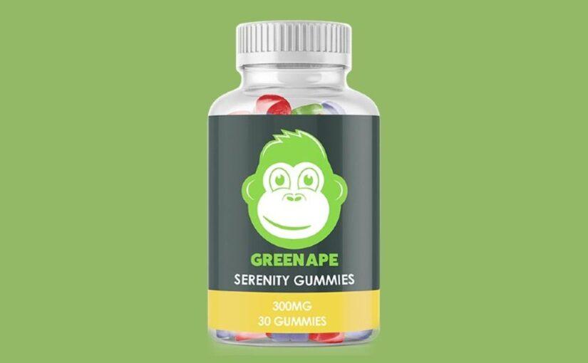 Green Ape CBD Gummies Siap Mengembalikan Uang 100%