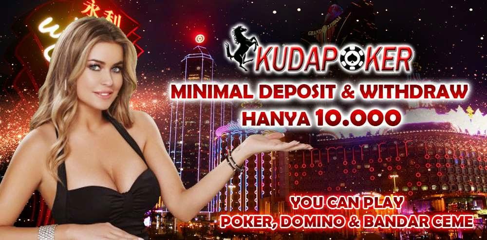 Cara Meraih Jackpot Poker Online Bersama Situs Idn Poker Terpercaya Kudapoker