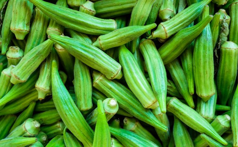 Manfaat Luar Biasa Sayur Okra Yang Belum Banyak Orang Ketahui