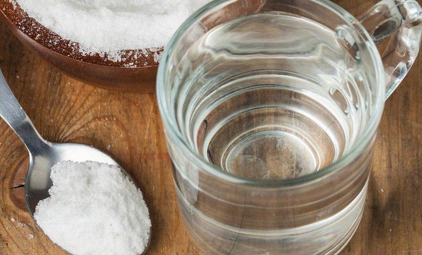 3 Kelebihan Berkumur Air Garam Bagi kesehatan
