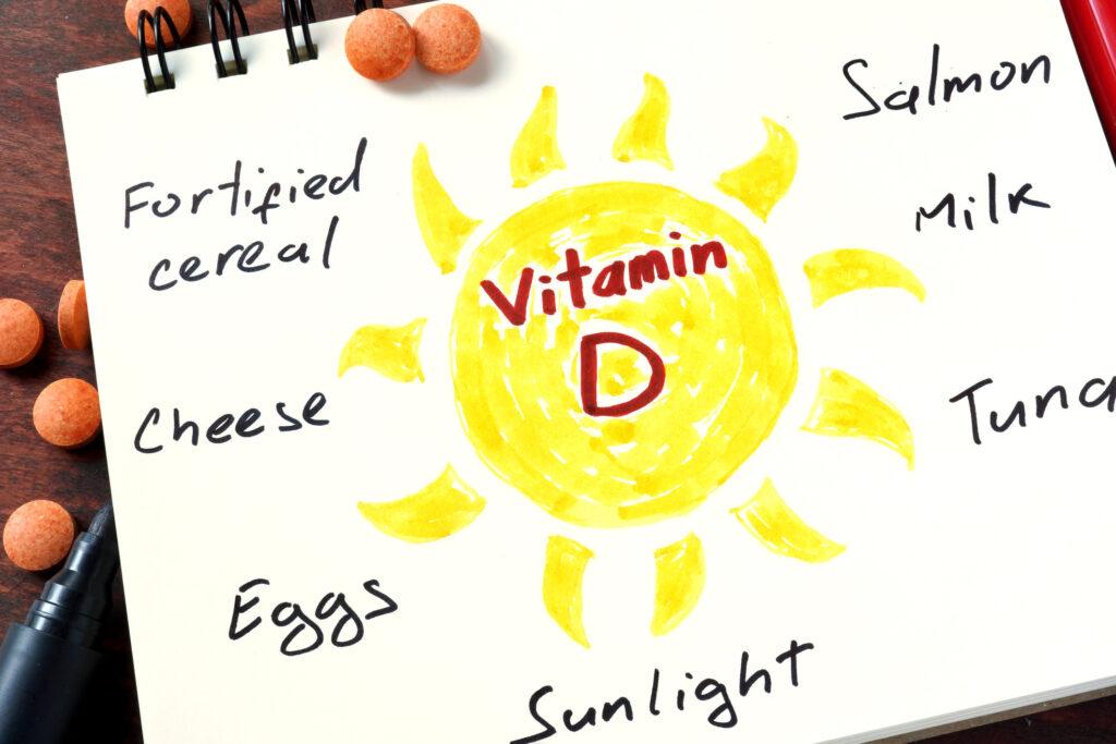 Vitamin D Baik Bagi Tubuh Tapi Jika Berlebih Dapat Berisiko