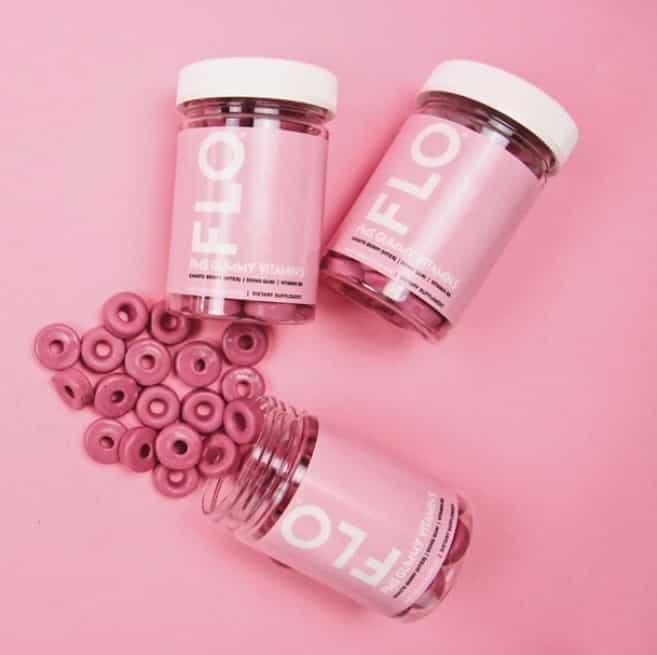 FLO Gummies Mengandung Vitamin Baik Untuk Masa PMS